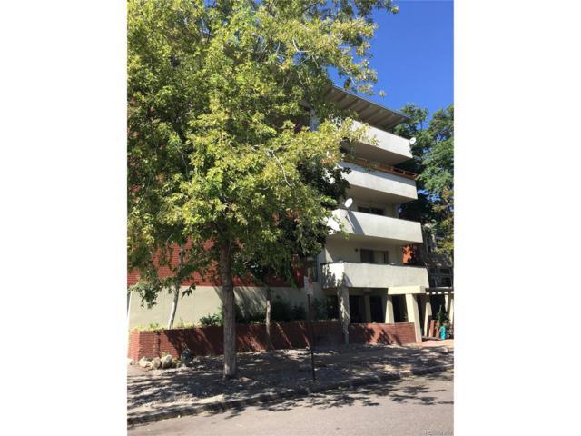 1267 N Lafayette Street #304, Denver, CO 80218 (#2051215) :: Thrive Real Estate Group