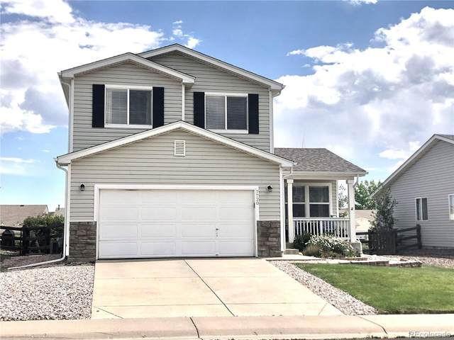 7720 Brown Bear Way, Littleton, CO 80125 (MLS #2051720) :: 8z Real Estate