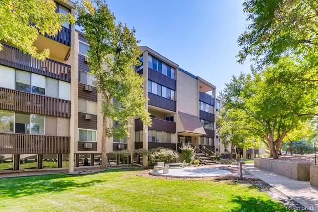 7040 E Girard Avenue #209, Denver, CO 80224 (MLS #2052003) :: The Sam Biller Home Team