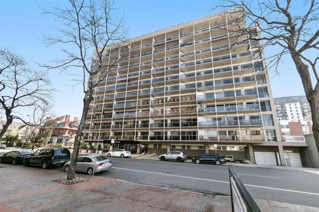 888 N Logan Street 4G, Denver, CO 80203 (#2052448) :: The Peak Properties Group