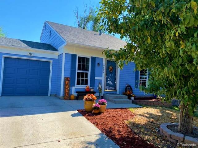 17774 Biscuit Root Drive, Parker, CO 80134 (MLS #2052487) :: Kittle Real Estate