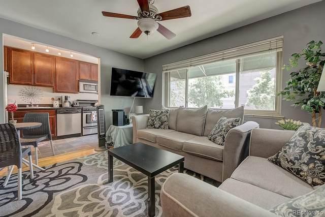2100 N Franklin Street #17, Denver, CO 80205 (#2052857) :: Mile High Luxury Real Estate