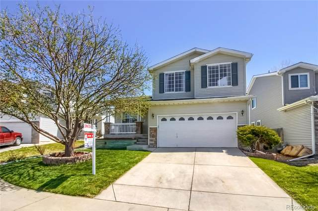 19552 E 19th Place, Aurora, CO 80011 (#2053122) :: Colorado Home Finder Realty