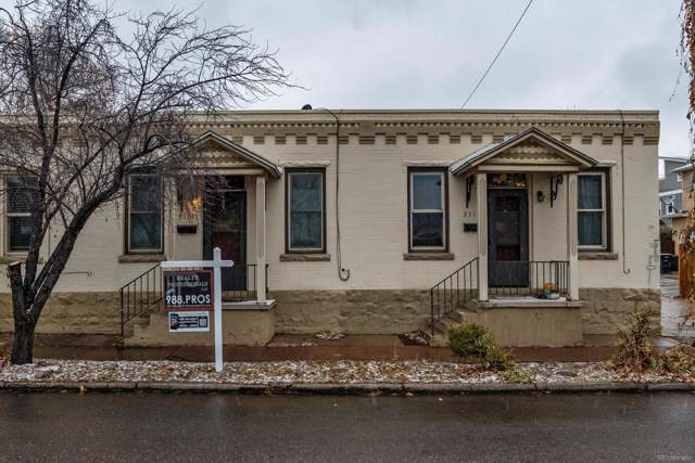 3511 Tennyson Street, Denver, CO 80212 (#2053968) :: Real Estate Professionals