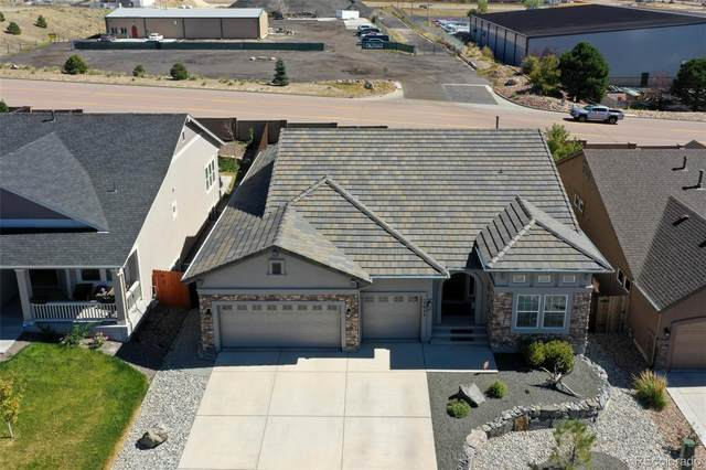 2655 Farrier Court, Colorado Springs, CO 80922 (MLS #2054329) :: Kittle Real Estate