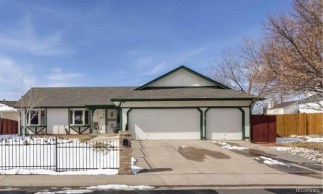 957 S Salida Street, Aurora, CO 80017 (#2054508) :: Bring Home Denver