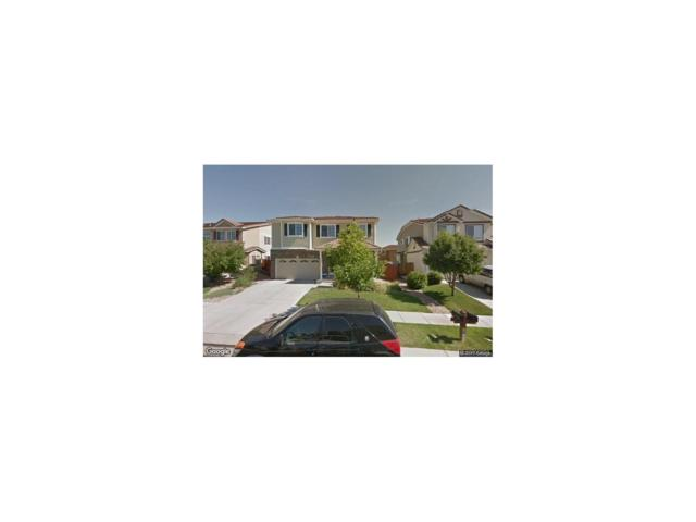 15463 E 98th Place, Commerce City, CO 80022 (#2054571) :: The Peak Properties Group