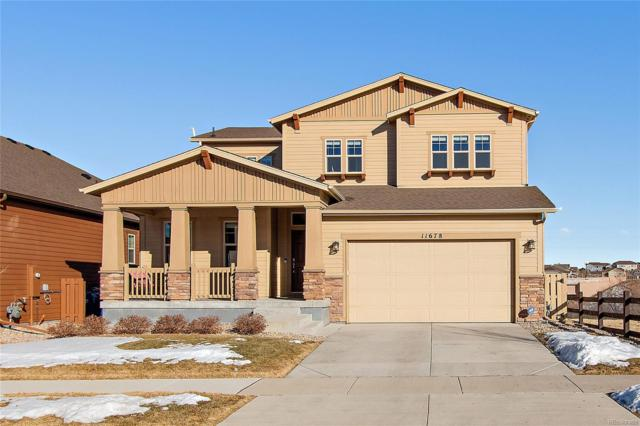 11678 Jutland Street, Parker, CO 80134 (#2054696) :: The Healey Group