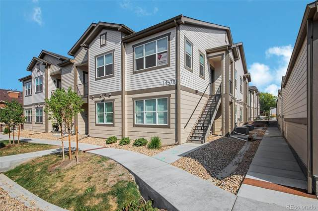4578 Copeland Circle #201, Highlands Ranch, CO 80126 (#2055171) :: The Healey Group