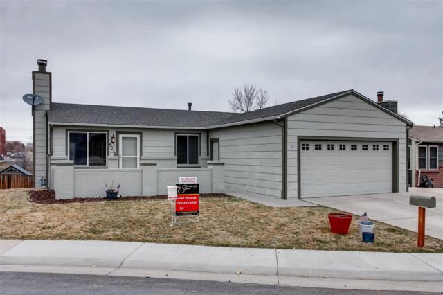 6032 S Dudley Way, Littleton, CO 80123 (MLS #2055669) :: Kittle Real Estate