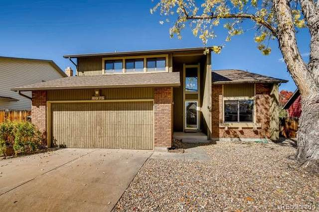 8075 W Fremont Drive, Littleton, CO 80128 (#2055728) :: James Crocker Team