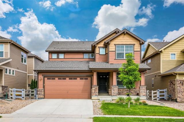 16671 Miners Way, Broomfield, CO 80023 (MLS #2056233) :: 8z Real Estate