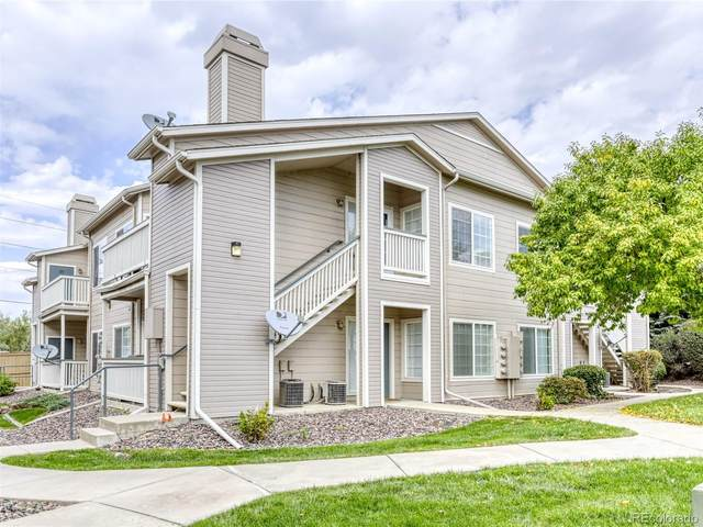 8365 Pebble Creek Way #203, Highlands Ranch, CO 80126 (#2056490) :: Portenga Properties - LIV Sotheby's International Realty