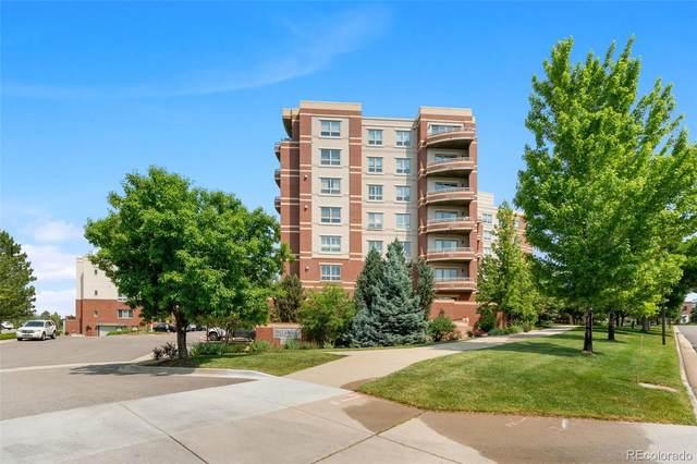 4875 S Monaco Street #406, Denver, CO 80237 (#2056512) :: HomeSmart