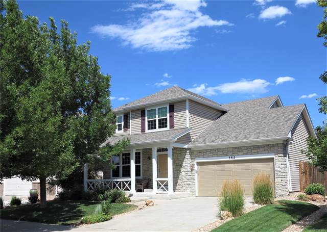382 N 42nd Avenue, Brighton, CO 80601 (MLS #2056609) :: Keller Williams Realty