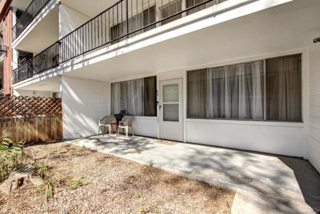 10165 W 25th Avenue #83, Lakewood, CO 80215 (#2056899) :: The Galo Garrido Group