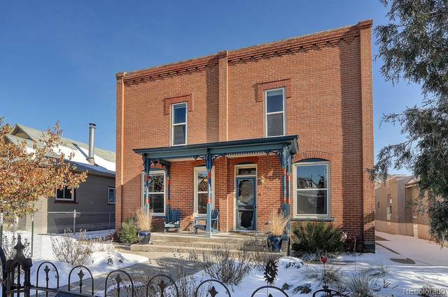 432 E 3rd Street, Salida, CO 81201 (#2057428) :: The HomeSmiths Team - Keller Williams