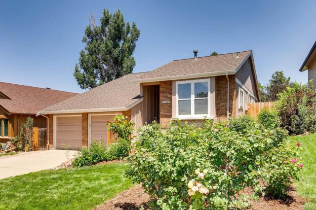 7964 S Trenton Street, Centennial, CO 80112 (#2057445) :: Bring Home Denver