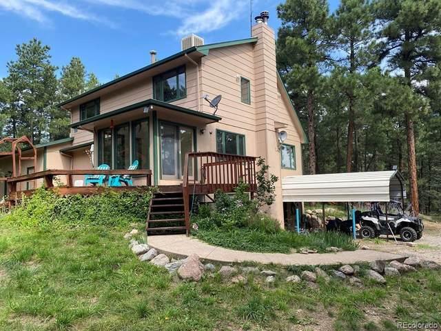 8268 Hess Drive, Rye, CO 81069 (#2057509) :: iHomes Colorado