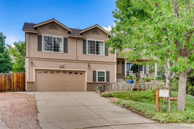 3749 W Union Avenue, Denver, CO 80236 (#2057513) :: The Brokerage Group