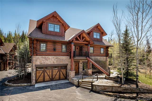 1805 Stonecreek Court #1, Steamboat Springs, CO 80487 (#2057633) :: Compass Colorado Realty