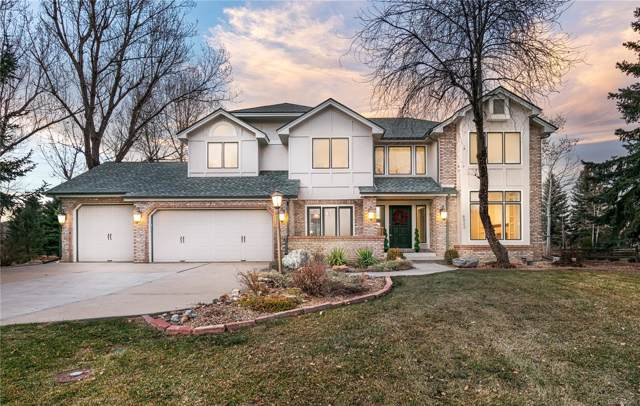 6933 Springhill Drive, Niwot, CO 80503 (#2058045) :: The Heyl Group at Keller Williams