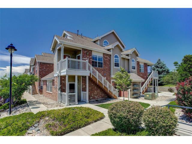 16380 E Fremont Avenue #9, Aurora, CO 80016 (MLS #2058050) :: 8z Real Estate