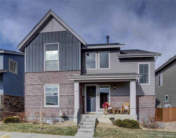 15655 W 94th Avenue, Arvada, CO 80007 (#2058406) :: The Dixon Group
