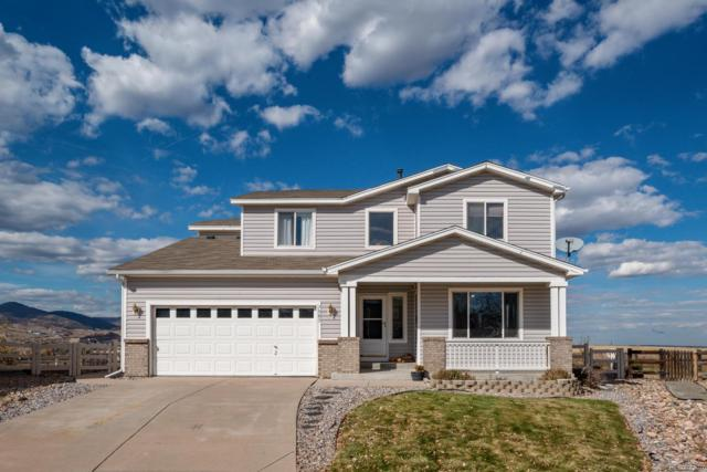 7983 Cougar Lane, Littleton, CO 80125 (#2058969) :: House Hunters Colorado