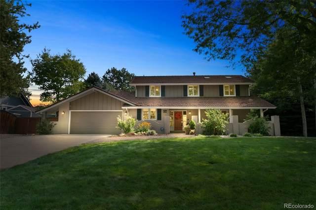 4726 Tanglewood Trail, Boulder, CO 80301 (MLS #2059090) :: The Sam Biller Home Team