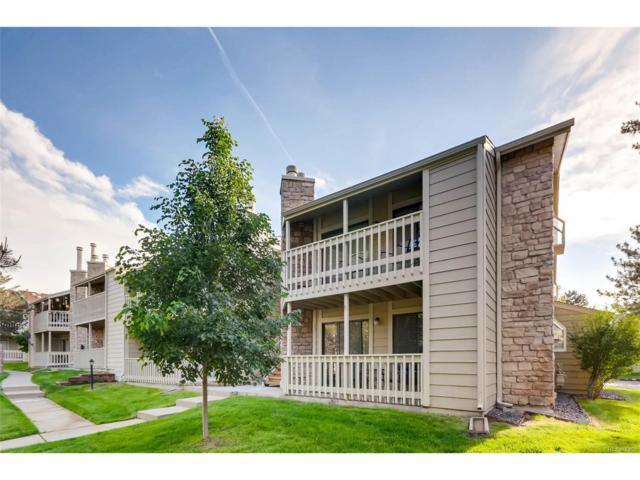 8225 Fairmount Drive 3-205, Denver, CO 80247 (MLS #2059256) :: 8z Real Estate