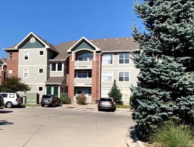 14313 E 1st Drive #305, Aurora, CO 80011 (#2059458) :: Bring Home Denver with Keller Williams Downtown Realty LLC