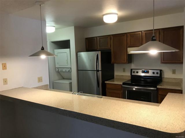 4899 S Dudley Street K15, Littleton, CO 80123 (#2059694) :: Harling Real Estate