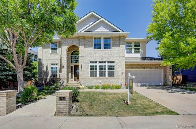 9788 Sylvestor Road, Highlands Ranch, CO 80129 (#2059875) :: Peak Properties Group