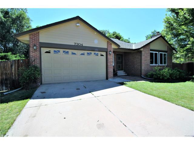 7304 S Houstoun Waring Circle, Littleton, CO 80120 (MLS #2060212) :: 8z Real Estate