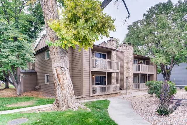 10273 E Peakview Avenue D103, Englewood, CO 80111 (MLS #2060494) :: 8z Real Estate