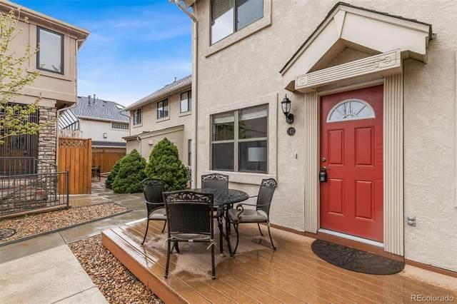 142 N Jackson Street, Denver, CO 80206 (#2060556) :: Mile High Luxury Real Estate