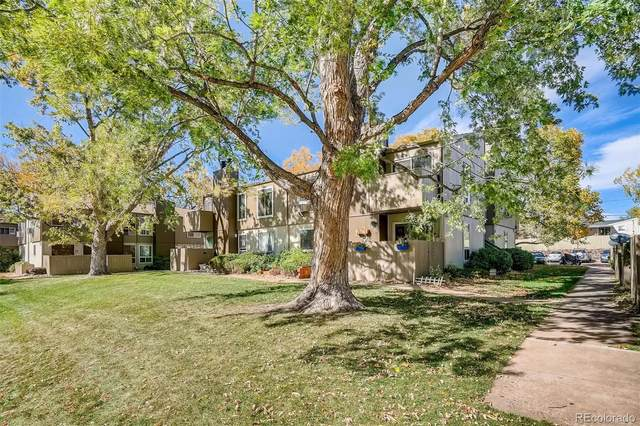 7373 W Florida Avenue 3F, Lakewood, CO 80232 (#2060753) :: Real Estate Professionals
