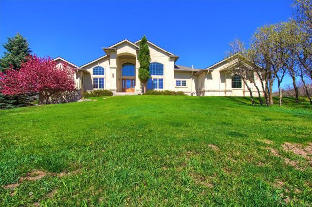 2520 Lowall Court, Castle Rock, CO 80109 (MLS #2060907) :: 8z Real Estate