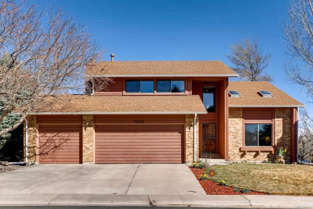 7079 W Polk Place, Littleton, CO 80123 (#2061504) :: The Peak Properties Group