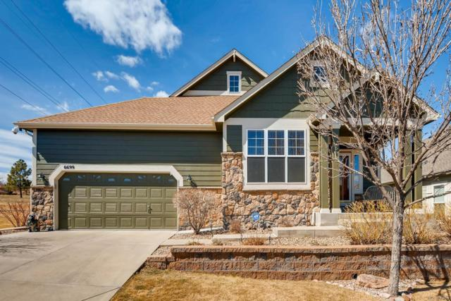 6699 S Robb Street, Littleton, CO 80127 (#2062197) :: Wisdom Real Estate