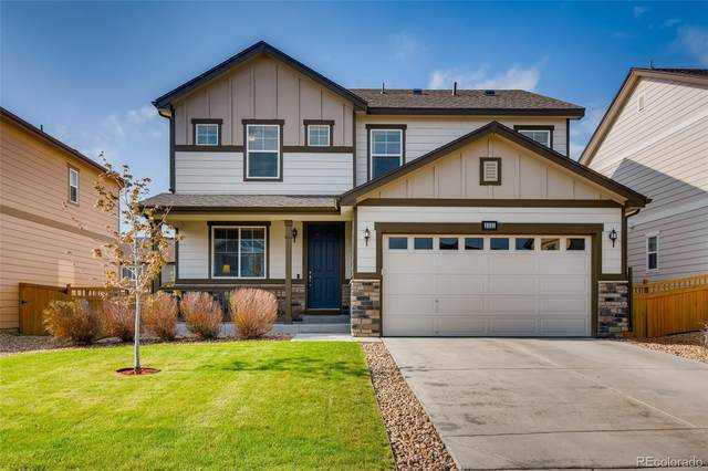 3331 Eagle Butte Avenue, Frederick, CO 80516 (#2062446) :: The Dixon Group