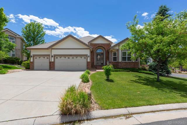 9570 E Aspen Hill Lane, Lone Tree, CO 80124 (#2062637) :: Bring Home Denver with Keller Williams Downtown Realty LLC