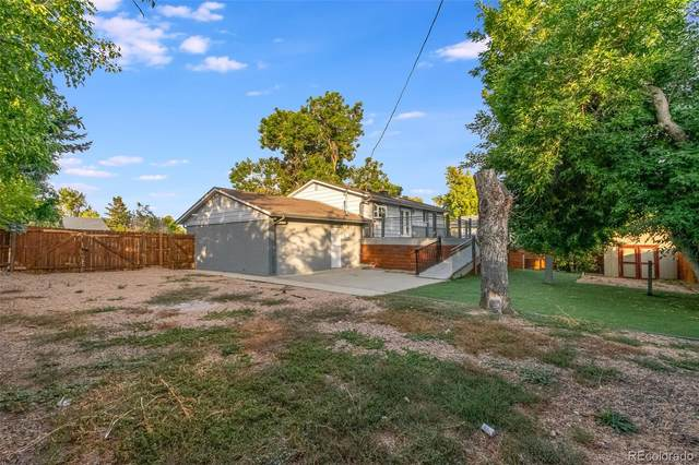 735 Cole Drive, Lakewood, CO 80401 (#2062937) :: The DeGrood Team