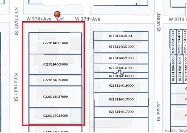 3654 Kalamath Street, Denver, CO 80211 (#2062960) :: The Griffith Home Team
