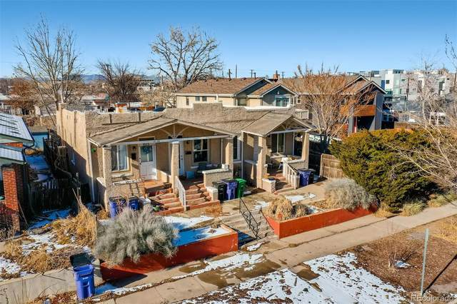 1573 N Hooker Street, Denver, CO 80204 (#2063344) :: Mile High Luxury Real Estate