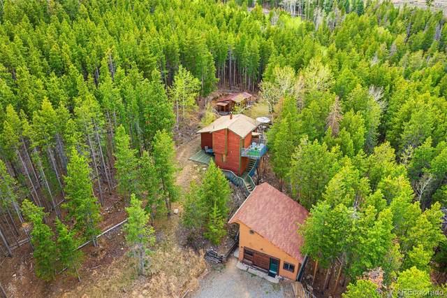 118 Juniper Trail, Evergreen, CO 80439 (#2063385) :: Stephanie Fryncko   Keller Williams Integrity