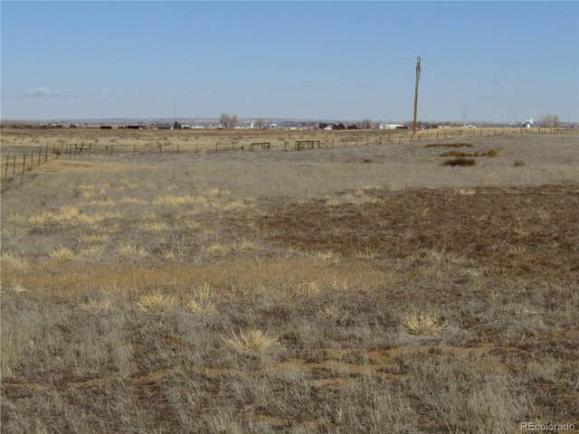 0 County Road L, Fort Morgan, CO 80701 (#2063422) :: The DeGrood Team