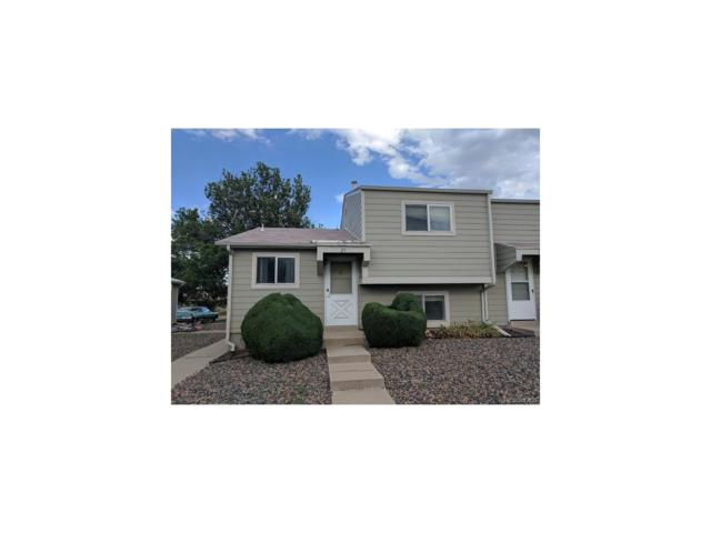 5711 W 92nd Avenue #25, Westminster, CO 80031 (#2063447) :: Ford and Associates