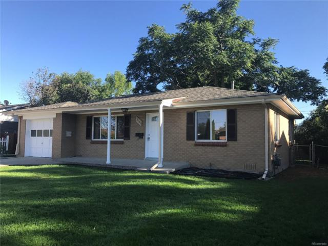 6120 W 61st Avenue, Arvada, CO 80003 (#2063549) :: The Griffith Home Team